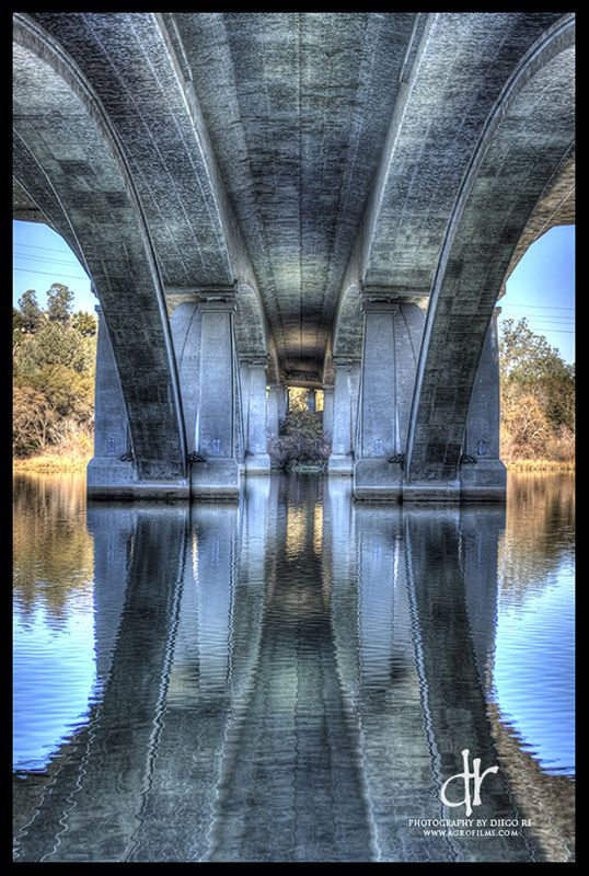 Folsom Bridge - Folsom, California