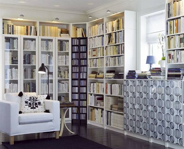 Oltre 25 fantastiche idee su librerie billy su pinterest - Mobile billy ikea ...