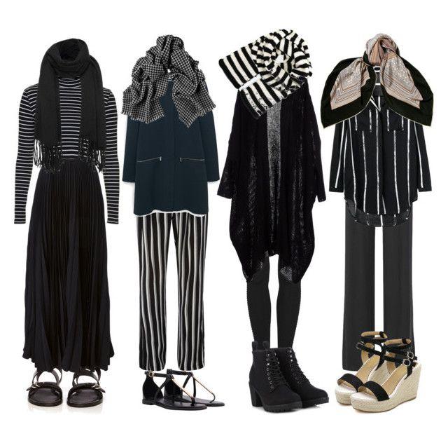"""""""Muslimah Fashion Ideas"""" by azura-yusoff on Polyvore"""