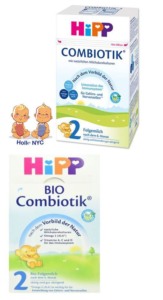 Formula 20403: Hipp Bio Combiotic Stage 2 Organic Baby Formula Free Priority Shipping 12 2018 -> BUY IT NOW ONLY: $30.95 on eBay!