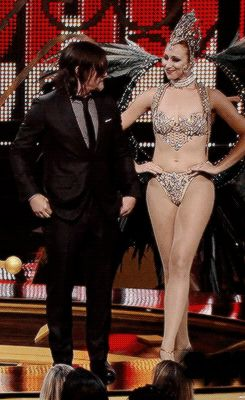 Norman Reedus vs. showgirl                                                                                                                                                                                 More
