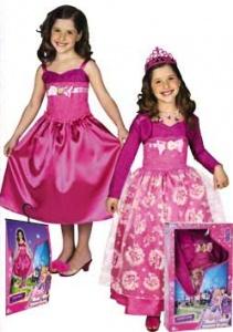 Disfraces de Barbie Princesa Popstar