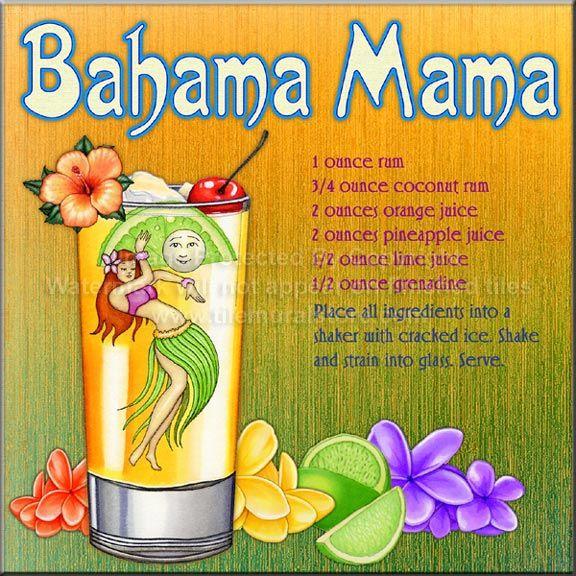 Bahama Mama LOVE IT!
