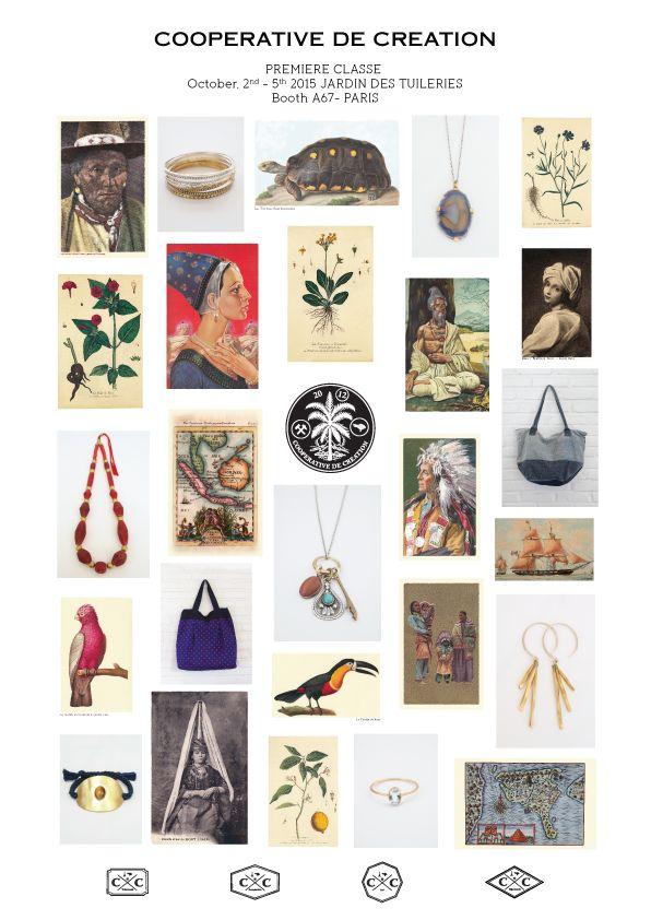 Coopérative de Création / premiere classe / paris / fashion is for idiots  October, 2nd - 5th 2015 Booth A67