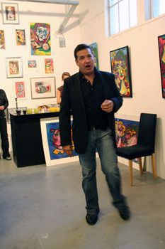 18 April 2010 Fabrice Expo Party Mark Janicello tenor