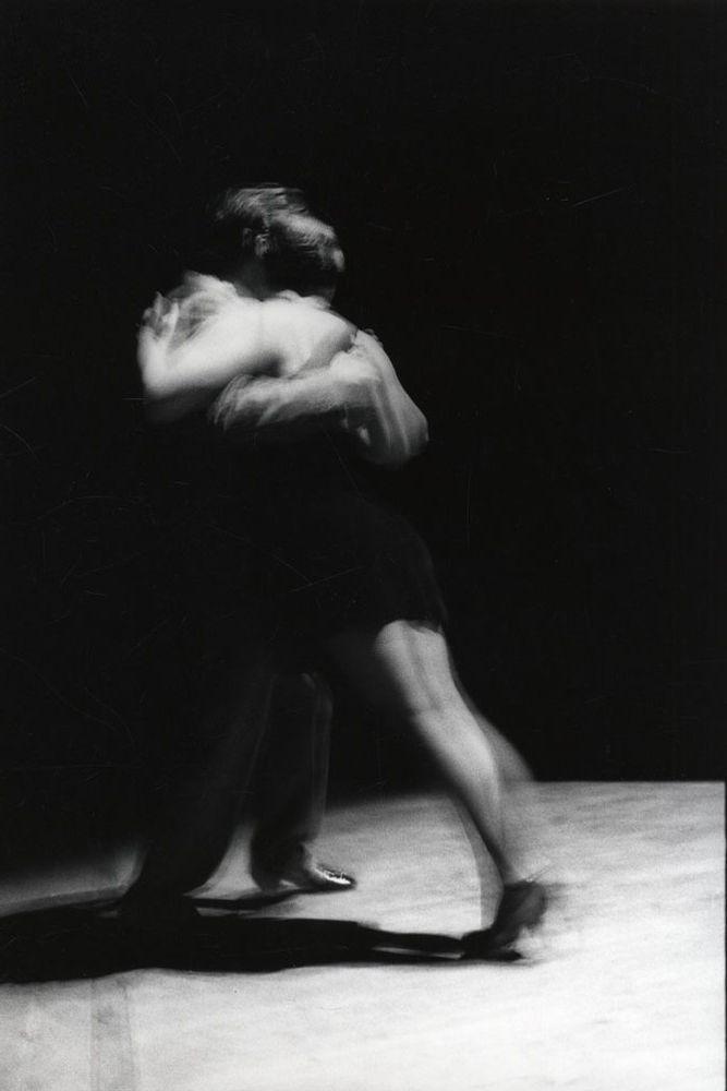 Tango, Marseille, 1990s by Sebastien Boffredo. S)