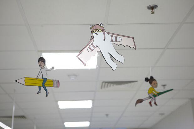 Szpital dziecięcy w Londynie Odział Jednodniowy (PEEPSHOW COLLECTIVE, 2012)