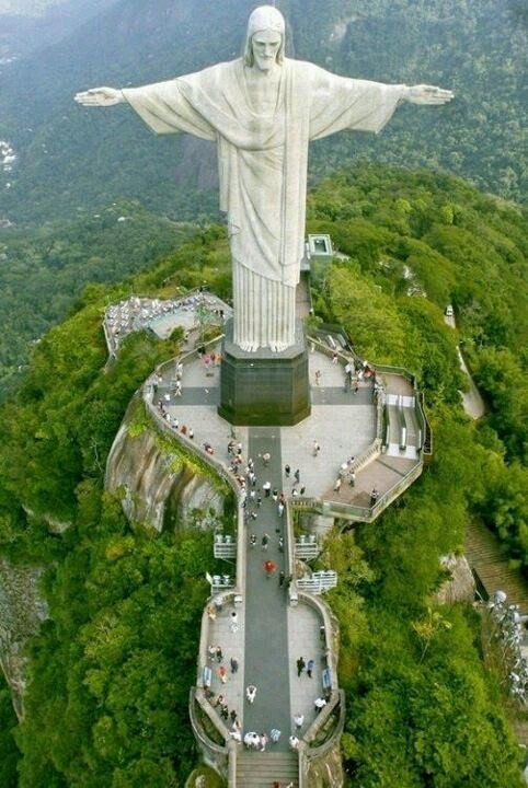 My dream is to do the samba on top of Sugar Loaf Mountain! Rio de Janeiro, Brazil