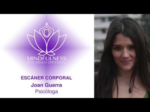 Escáner corporal. Mindfulness - YouTube