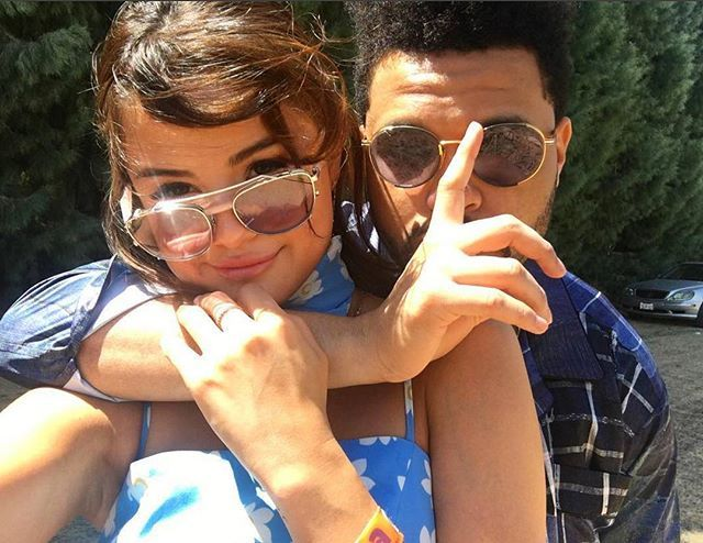 Selena Gomez just posted her first couples selfie with the Weeknd (and it already has over 1 million likes) The two obviously had a blast in general at #Coachella 2017. Link in bio for video and details. #regram: @selenagomez  via ELLE USA MAGAZINE OFFICIAL INSTAGRAM - Fashion Campaigns  Haute Couture  Advertising  Editorial Photography  Magazine Cover Designs  Supermodels  Runway Models