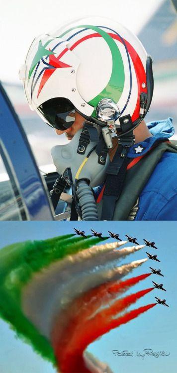 Regilla ⚜ Aeronautica Militare Italiana, Frecce Tricolori