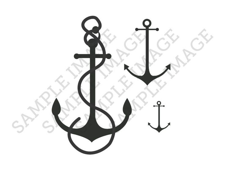 31 best simple anchor nautical tattoo images on pinterest anchor anchors and anchor tattoos. Black Bedroom Furniture Sets. Home Design Ideas