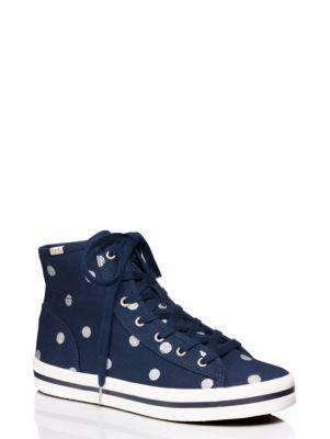 $99 usd - keds for kate spade new york dori sneakers - polka dot sneakers! YAY!