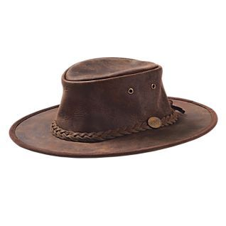 My goto Adventure Scott hat - Australian Leather Bush Hat | National Geographic Store