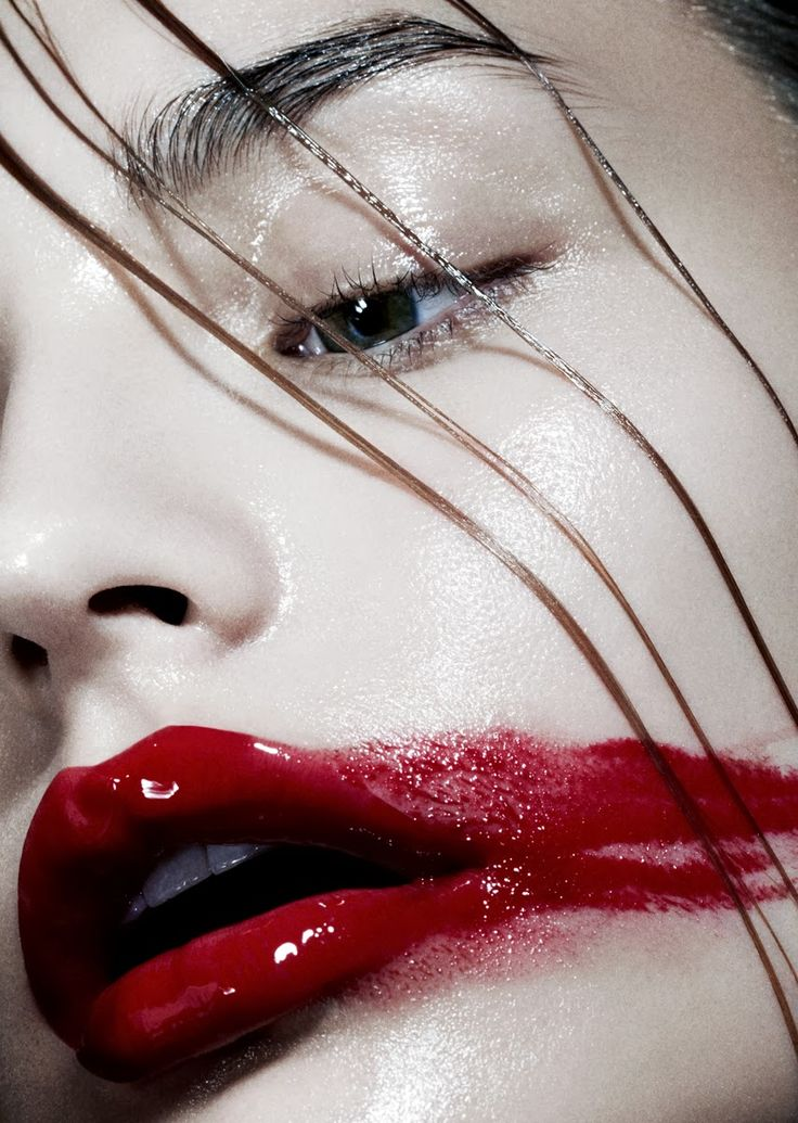red: roosmarijn by hannah khymych for playing fashion #12 december 2013