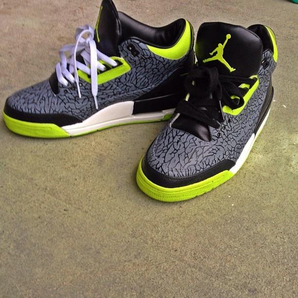 Nike Jordan Customs 'South Africa' ...