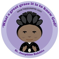 On the Feast Day of St. Josephine Bakhita, February 8, we pray for the millions of people that have been victims of modern day slavery. Like St. Josephine Bakhita, may we stand firm in our resolve to create a slavery-free world.