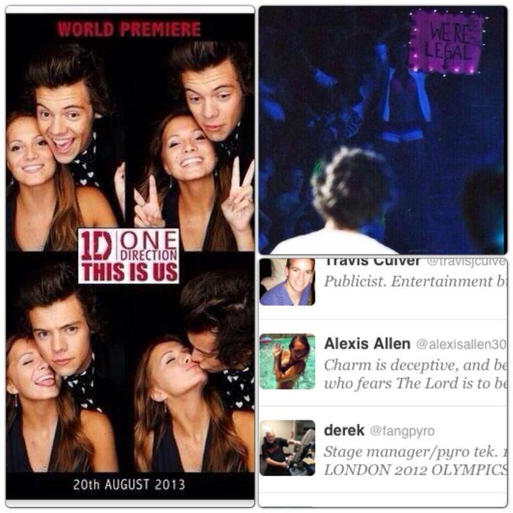 Harry styles dating alexis allen
