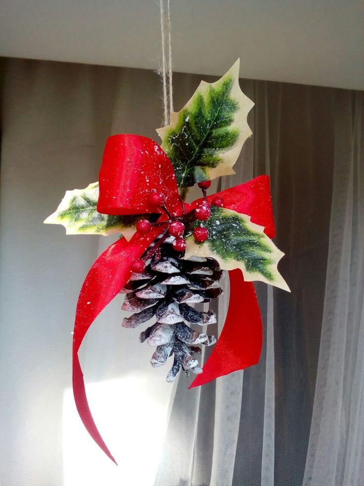 Рождественский декор 60 грн