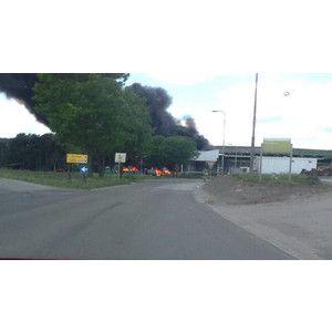 Grote brand stortplaats Tilburg - Nieuws.nl
