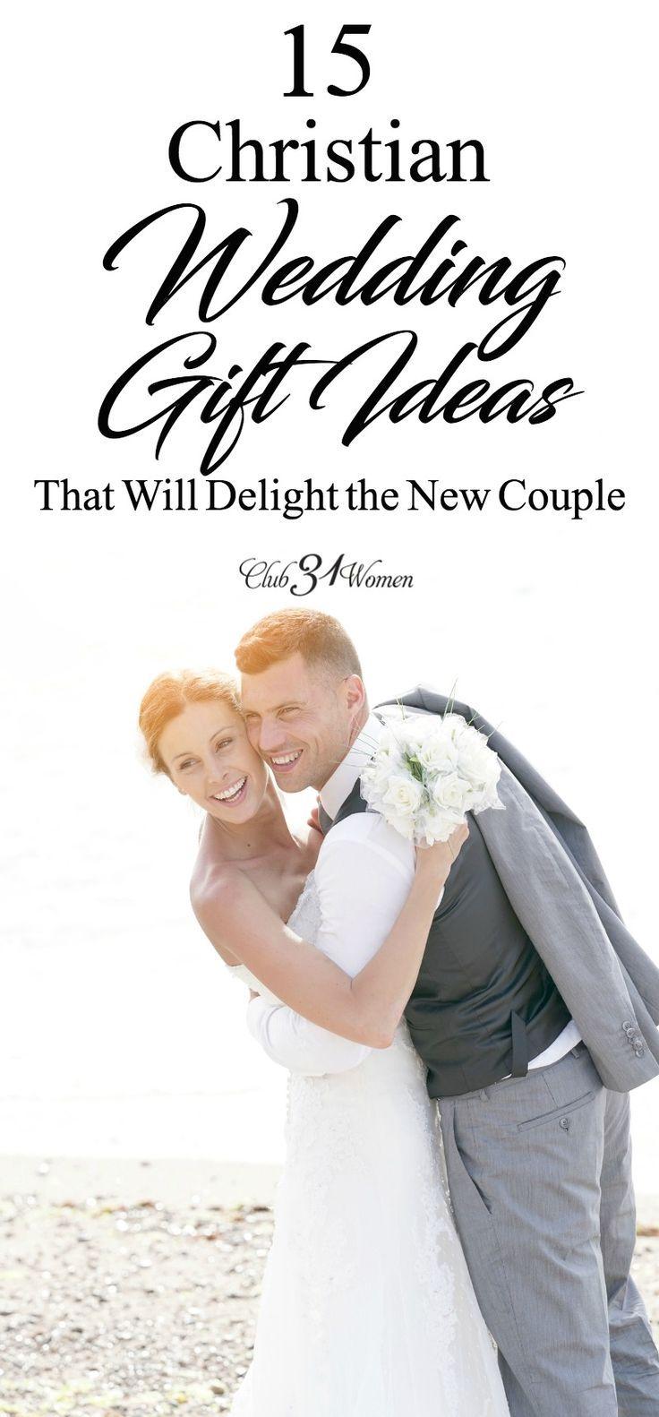 15 christian wedding gift