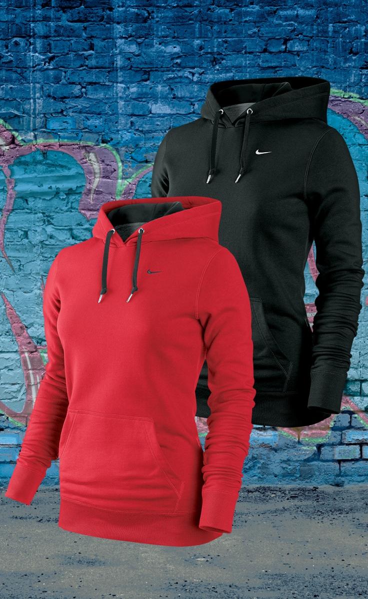 Nike ladies' squad hoodie