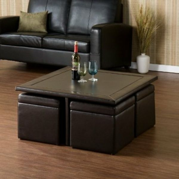 table basse but pouf. Black Bedroom Furniture Sets. Home Design Ideas