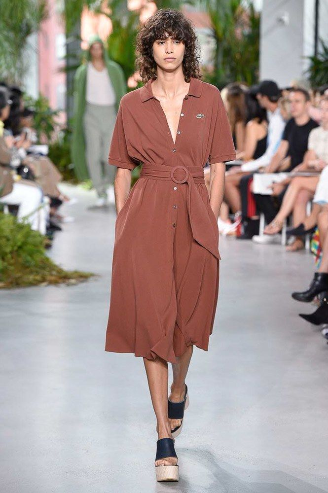 Lacoste Spring 2017 Ready-to-Wear Fashion Show