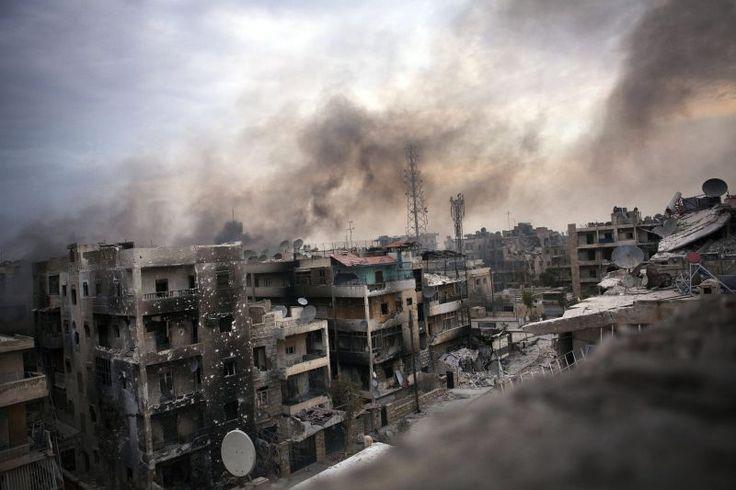 Síria: Estado Islâmico afirma ter queimado vivos dois soldados turcos - Atualidade - SAPO 24