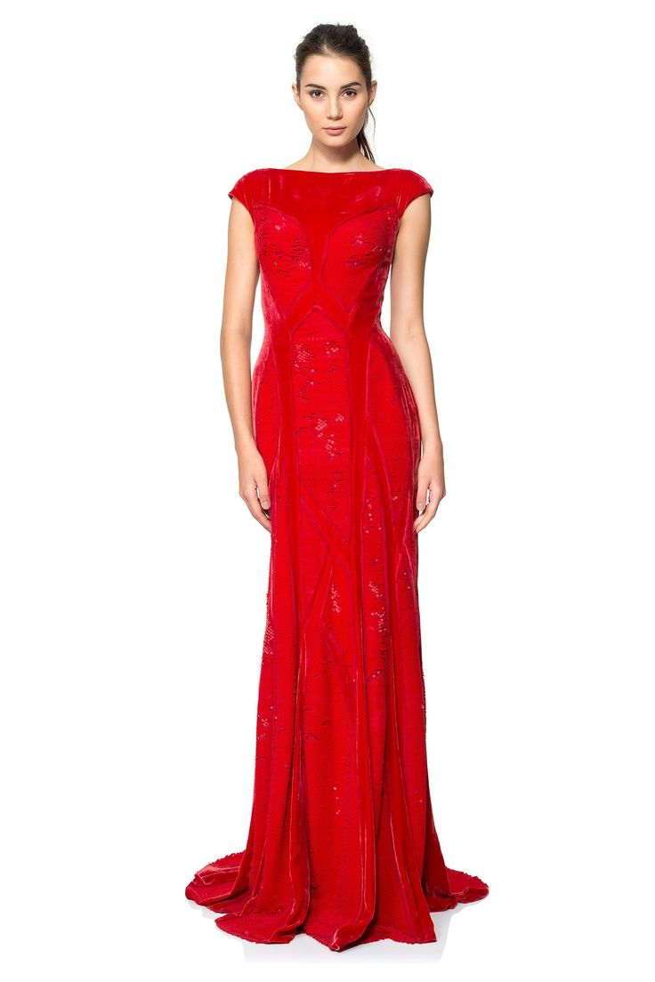 328 best images about Tadashi Shoji Dresses on Pinterest | Gowns ...