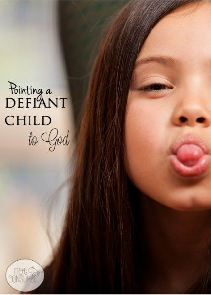 """What do you do when she digs her heels in and says, """"you can't make me""""? Tips and ideas for dealing with a defiant child in the light of the..."""