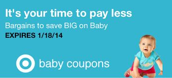 New Target Mobile Baby Coupons (Happy Baby, Formula, Circo bedding and more!) - The Savvy Bump