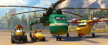 [Critique] Planes 2   Films d'Animation (DisneyToon Studios)   Chronique Disney