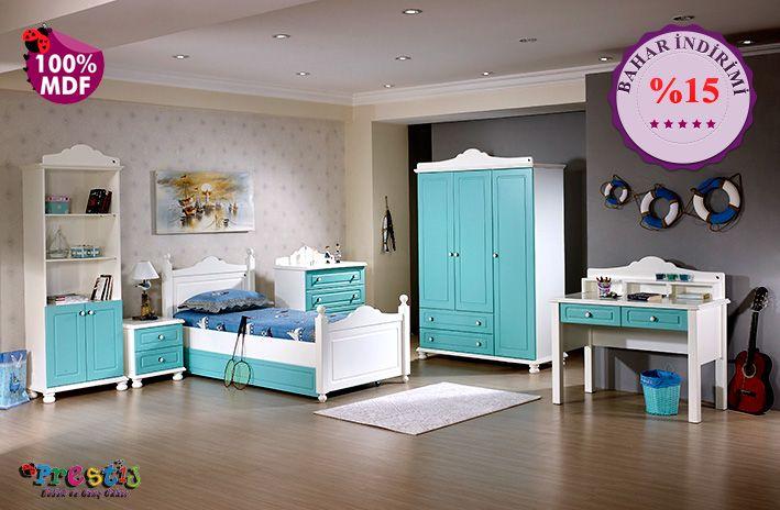 Dora Genç Odası çocuğunuz için şık, ferah ve modern bir seçim. Prestij Bebek ve Genç Odası'ndan seçili ürünlerde %15''e varan bahar indirimi. Tüm koleksiyonumuzu görmeniz için Kısıkköy mağazamızda sizleri bekliyoruz - (0232) 257 51 52 #PrestijBebekGençOdası #mobilya #bebekodası #çocukodası #gençodası #furniture #dekorasyon #annebebek #annecocuk #furnituredesign