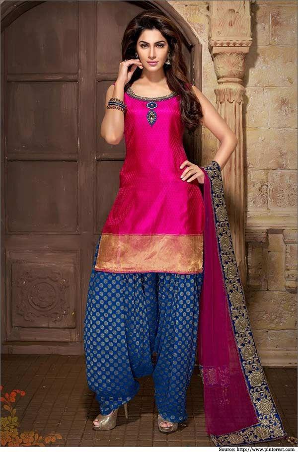 Printed #salwar Suit