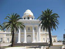 Observatorio Astronómico de la Armada, con sede en San Fernando