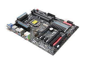 GIGABYTE GA-Z77X-UP5 TH LGA 1155 Intel Z77 HDMI SATA 6Gb/s USB 3.0 ATX Intel Motherboard with Dual Thunderbolt