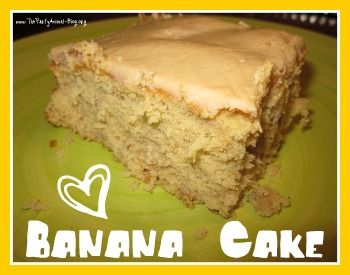 Whether you love Banana Cake or have never tried it before, you have not lived until you make this Recipe. This is the most delicious Banana Cake I have ever eaten and I know once you make it you will feel the same way. So I am going to share it with you and how it was made right here.