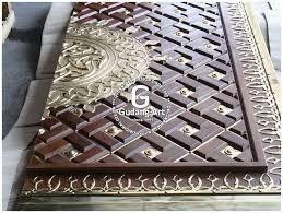 Image result for gudang art Pintu Nabawi Kuningan - Kerajinan Kuningan Indonesia