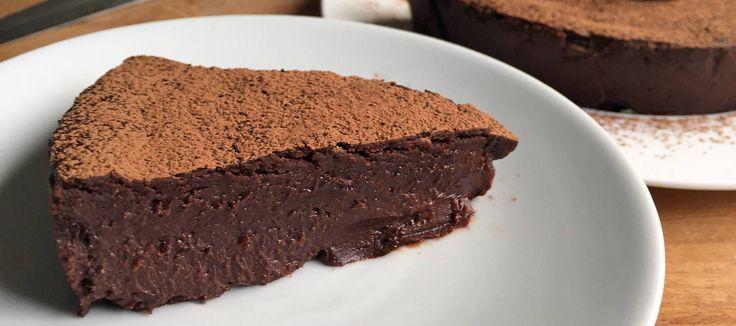 La ciencia del chocolate: tarta de trufa definitiva, el Comidista