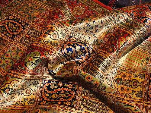 Rugs from Pakistan