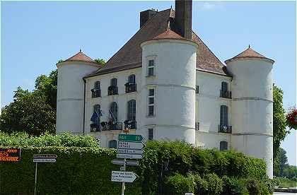 Chateau d'Aspremont à Peyrehorade
