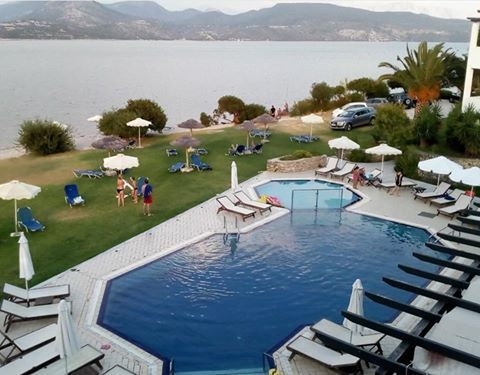 Relaxing holidays in September at Porto Ligia Hotel