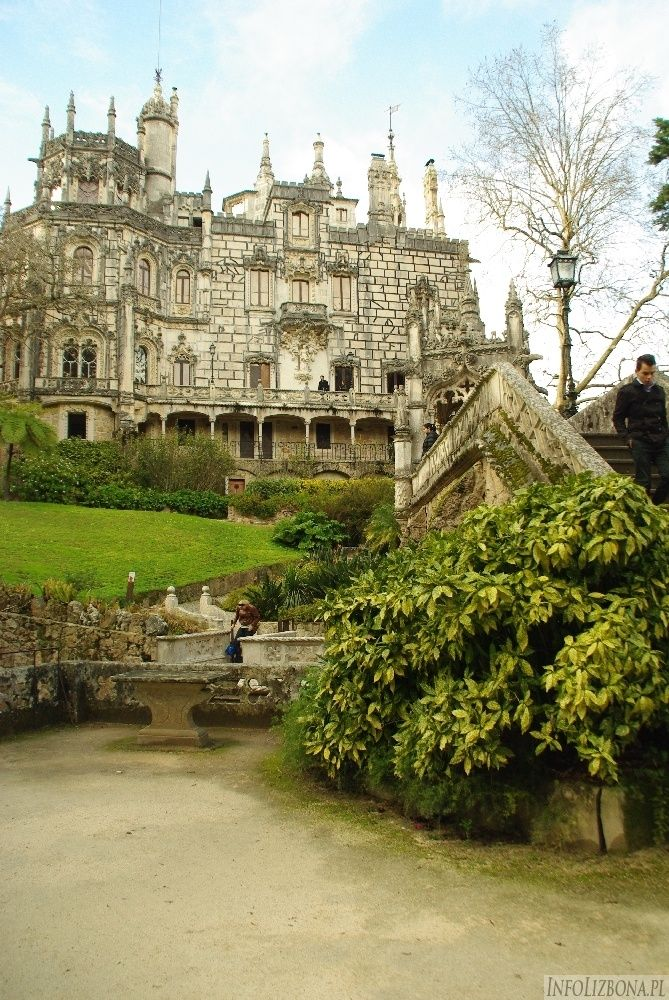 Tajemniczy kompleks Quinta da Regaleira w Sintrze – ceny, godziny otwarcia, dojazd, informacje praktyczne [Zdjęcia + Wideo] http://infolizbona.pl/?p=2917