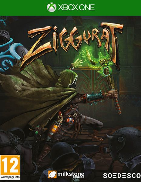 Become a neophyte sorcerer, and get ready for your rite of passage: Enter the labyrinth and face dangerous challenges to prove your worth and become a powerful wizard!  Publisher: Soedesco Developer: Milkstone Studios Genre: F.P.S. Platform: PC, PS4, Xbox One Release Date: 29/01/2016 #videogames #ziggurat #FPS #Xbox1 #Soedesco #Milkstone
