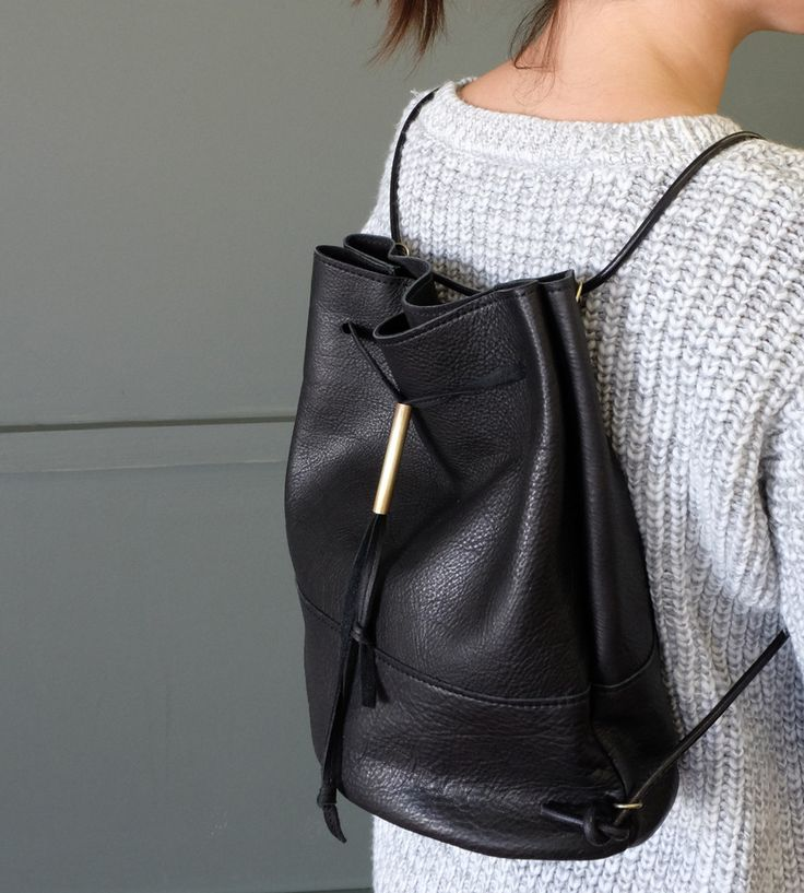 I'm obsessed with this bag from Awl Snap. I love that it transforms from a backpack to a shoulder bag. // Get 20% off our favorite bags with code PINBAGLOVE until 4/3 11:59 PM PST.