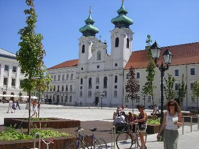 Gyor, Hungary My sweet home! Oh how much I miss it :(