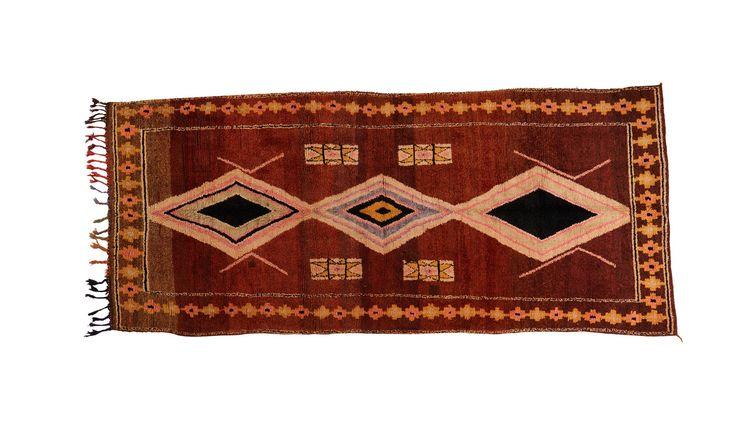 Large Wool Pile Runner Rug, Morocco -emilys-house-london-330X1353349small_main_636161100849952722.jpg