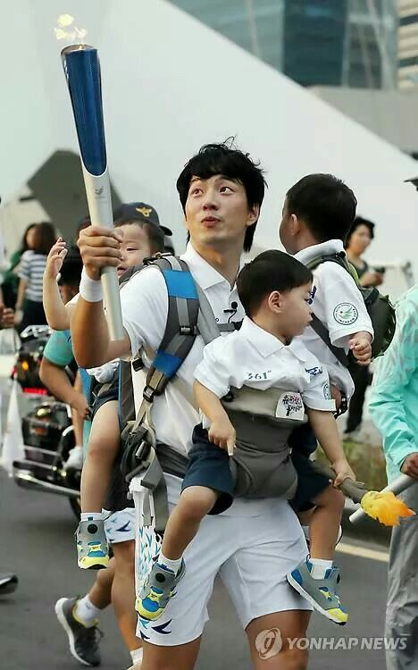 Song II gook & Daehan, Minguk, Manse ♡ The Return of Superman