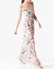 Stradivarius Print dress